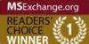 MSExchange.org Award Logo gold